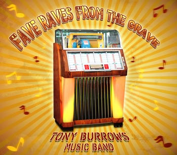 Tony Burrows music band
